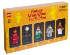 Vintage Minifigure Collection Vol. 1 (TRU edition)