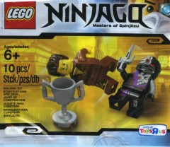 Lego 5002144 Ninjago Battle Pack