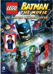 LEGO Batman - The Movie: DC Super Heroes Unite DVD