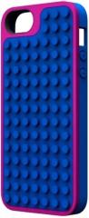Lego 5002518 Belkin Brand iPhone 5 Case Blue/Purple
