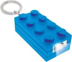 Lego 5002805 2x4 Brick Key Light (Blue)