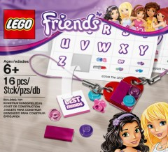 Lego 5004395 Jewellery and Sticker Pack