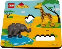 Lego 5004401 Wildlife Puzzle