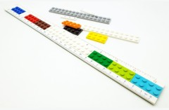 Lego 5005107 LEGO Buildable Ruler