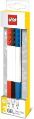 Lego 5005109 LEGO 3 Pack Gel Pen Set