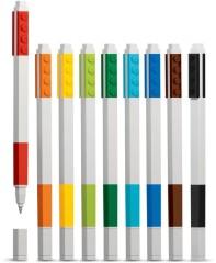 Lego 5005146 9 Pack Gel Pen Set