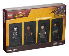 Marvel Super Heroes Minifigure Collection