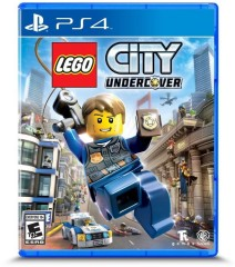 Lego 5005365 LEGO City Undercover PlayStation 4 Video Game