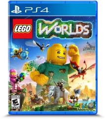 Lego 5005366 LEGO Worlds PLAYSTATION 4 Video Game