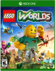 Lego 5005372 LEGO Worlds Xbox One Video Game