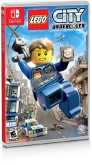 Lego 5005373 LEGO City Undercover Nintendo Switch Video Game
