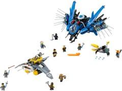 Lego 5005411  Jay Battle Kit