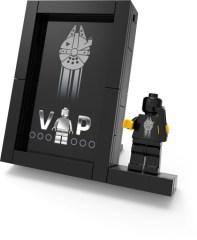 Black Card Display Stand