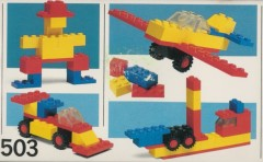 Лего 503