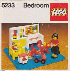 Lego 5233 Bedroom