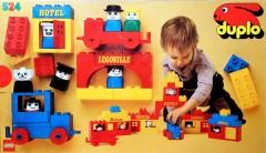 Lego 524 DUPLO Town