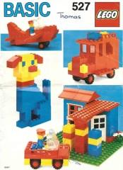 Lego 527 Basic Building Set