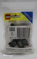 Lego 5303 Buffers and Magnetic Couplings