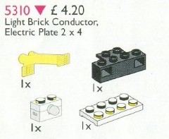Lego 5310 Light Brick Conductor (9 V)