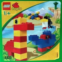 Lego 5322 Duplo Bucket