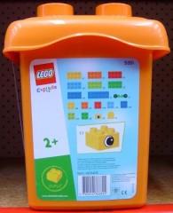Lego 5351 Duplo Bucket