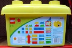 Lego 5353 Duplo Tub