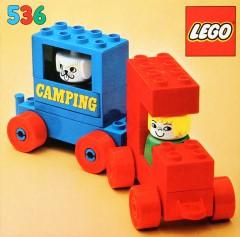 Lego 536 Camping