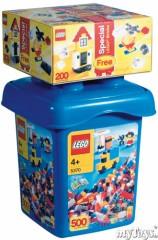 Lego 5370 Make and Create Bucket