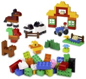 Lego 5419 Build a Farm