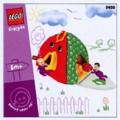 Lego 5450 Discovery Bird