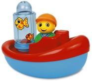 Lego 5462 Bathtime Boat