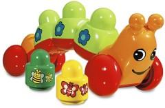 Lego 5465 Bendy Caterpillar