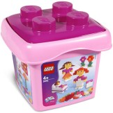 Lego 5475 Girls Fantasy Bucket