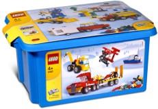 Lego 5483 Ready Steady Build & Race Set