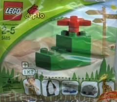 Lego 5485 Zoo - Hippopotamus