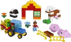 Lego 5488 Duplo Farm Building Set