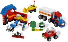 Lego 5489 Ultimate LEGO Vehicle Building Set