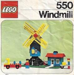 Lego 550 Windmill