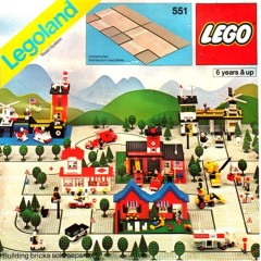 Лего 551