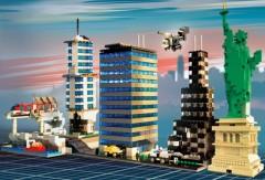 Lego 5526 Skyline