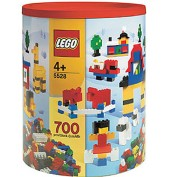 Lego 5528 LEGO Canister Red