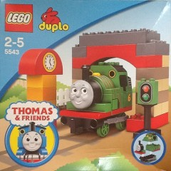 Lego 5543 Percy at the Sheds