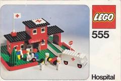Lego 555 Hospital