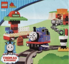Lego 5554 Thomas Load and Carry Train Set