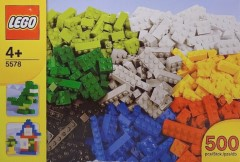 Lego 5578 Basic Bricks - Large