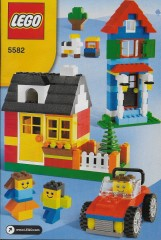 Lego 5582 Ultimate LEGO Town Building Set