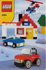 Lego 5584 Fun with Wheels