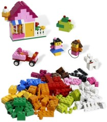 Lego 5585 Pink Brick Box