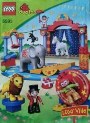 Lego 5593 Circus
