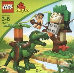 Lego 5597 Dino Trap